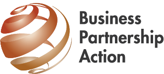 Business Partnership Action Logo
