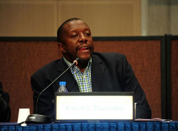 Ernest A Muwamba