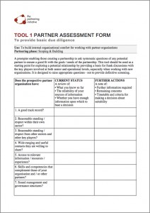 Partner-Assessment-Form